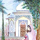 Mughal Miniature 02 by mubesher