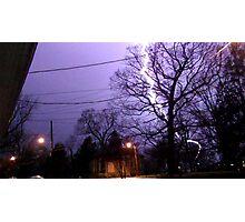 Storm 004 Photographic Print