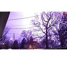 Storm 005 Photographic Print