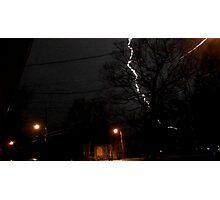 Storm 007 Photographic Print
