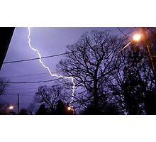 Storm 010 Photographic Print