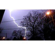 Storm 011 Photographic Print