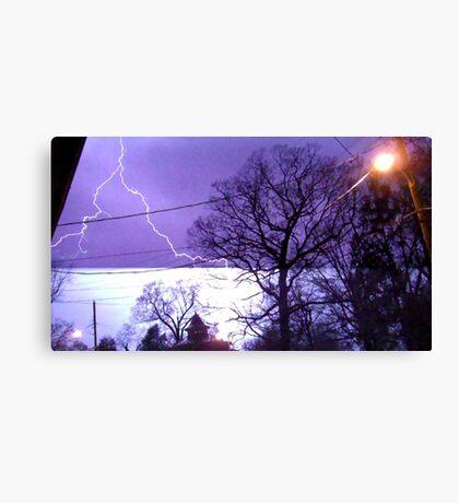 Storm 012 Canvas Print