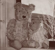 Teddy Friends by Linda Lees