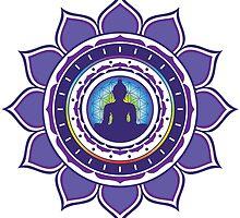 Lotus Meditation by GalacticMantra