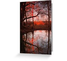 First Light At Belmar Greeting Card