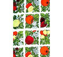 Fifties Fruit Photographic Print