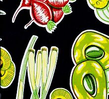 Vegetables by BettyBanana