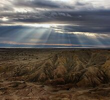 Desert Rays by CarolM