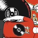 Lil' Pete's Vinyl Fight by DrewSomervell