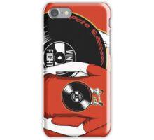 Lil' Pete's Vinyl Fight iPhone Case/Skin