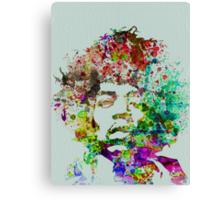 Jimmy Hendrix Canvas Print
