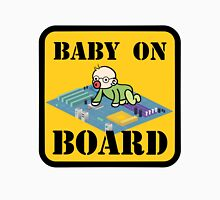 Baby on (Mother) Board Unisex T-Shirt