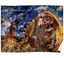 Dream Weaving Poster