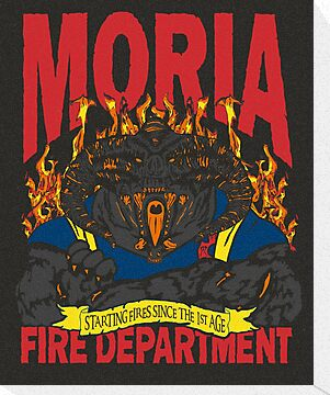 Moria Fire Department by pixhunter