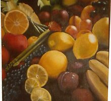 Fruits Galore by geri jones