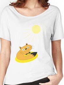 Sunbeam Attack Women's Relaxed Fit T-Shirt