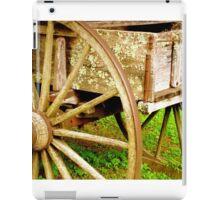 RURAL LIFE IN APPALACHIA series - 8 ^ iPad Case/Skin