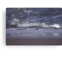 Calming Waters of the Sea Canvas Print