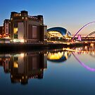 River Tyne Panorama by Great North Views