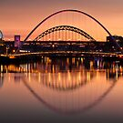 The Tyne Bridges by Great North Views