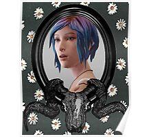 Chloe Portrait - Life is Strange Poster