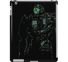 AOE Lockdown sketch iPad Case/Skin