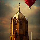 Red Balloon by ajgosling
