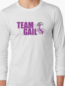 TeamGail: Faith.Hope.Life Long Sleeve T-Shirt