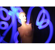Artemis the goddess of light l. Photographic Print