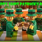 Happy Saint Patrick's Day by minifignick