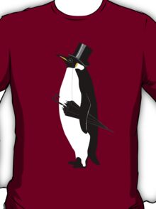 A Well Dressed Villain T-Shirt