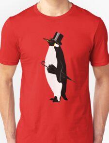 A Well Dressed Villain Unisex T-Shirt