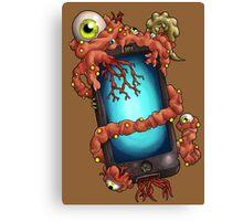 Eye-Phone Canvas Print