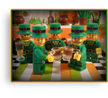 Happy Saint Patrick's Day 2 Canvas Print