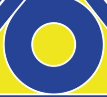 Bionic Six Logo Sticker