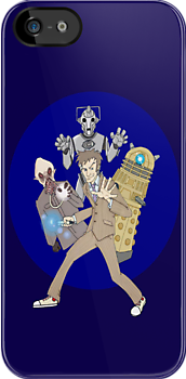 The Tenth Doctor by DamoGeekboy