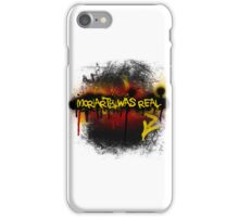 Moriarty was real (fire) iPhone Case/Skin