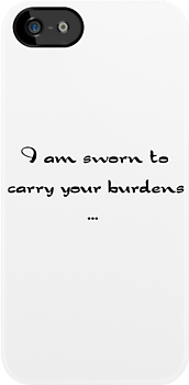 Skyrim - Sworn to carry your burdens by Anarchysmaster