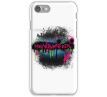 Moriarty was real (rave) iPhone Case/Skin