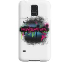 Moriarty was real (rave) Samsung Galaxy Case/Skin