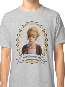 Kate Portrait (Transparent) - Life is Strange Classic T-Shirt