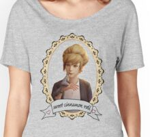 Kate Portrait (Transparent) - Life is Strange Women's Relaxed Fit T-Shirt