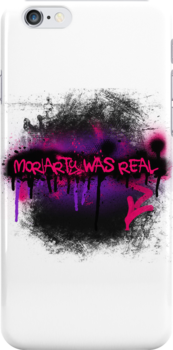 Moriarty was real (orchid) by rhaneysaurus