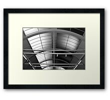 Roofspace Framed Print