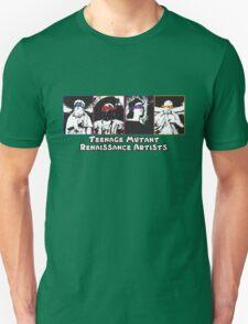 Teenage Mutant Renaissance Artists T-Shirt