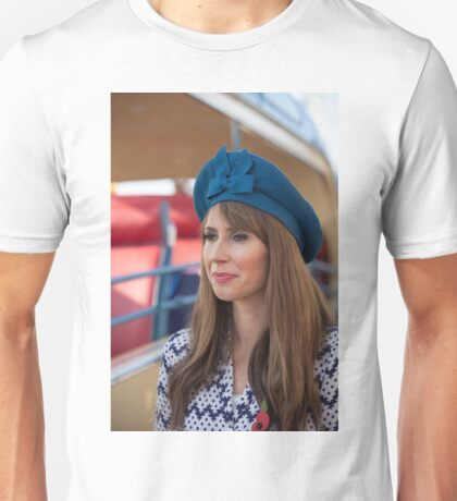 Alex Jones from the One Show in Brighton Unisex T-Shirt