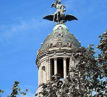 I Love Barcelona 4 by Diana  Kaiani