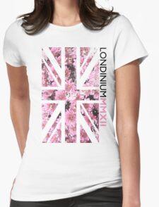 London 2012 - Londinium MMXII Union Jack Floral T-Shirt