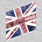 London 2012 - Londinium MMXII Union Jack Rose by Lordy99